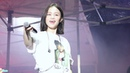 [4K] 180916 이하이 '한숨 (앵콜곡)' 직캠 Lee Hi 'BREATHE' fancam (렛츠락 페스티벌) by Jinoo