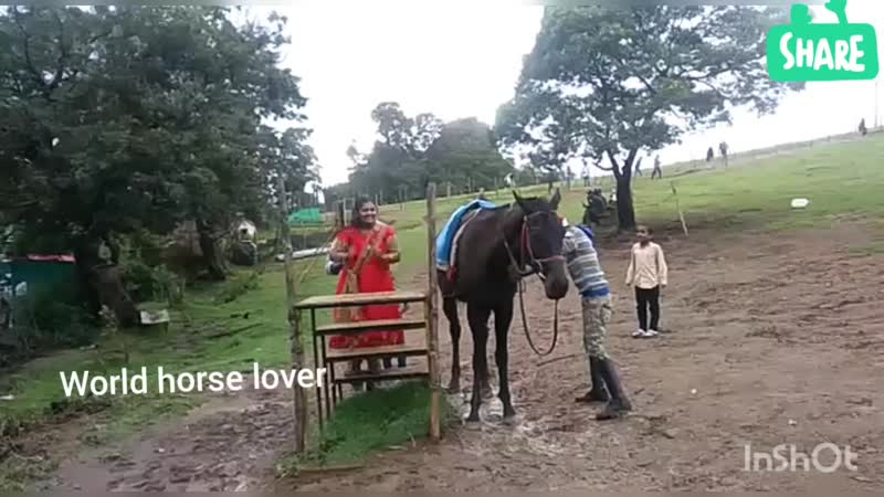 Heavy women horse riding with her baby in ooty tour indian actress horse