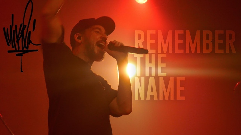 Mike Shinoda - Remember The Name (Fort Minor) - Live - Post Traumatic Tour 2018