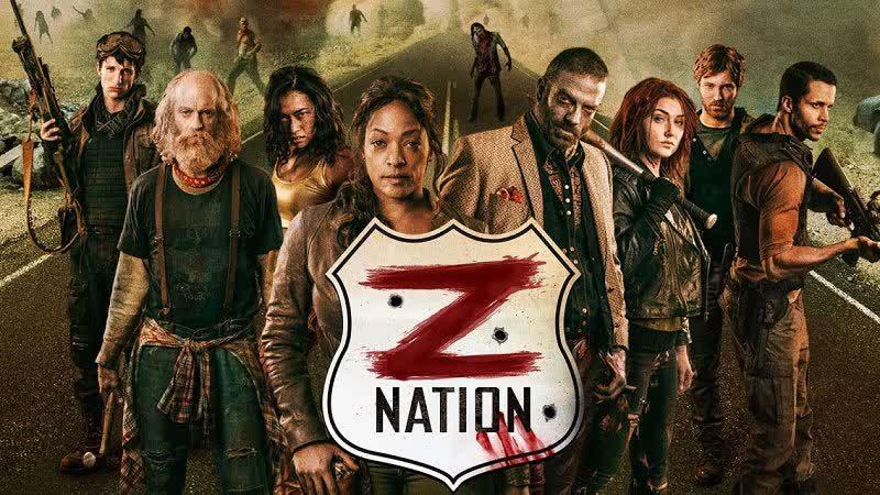 Нация Z 5 сезон 1 - 2 - 3 - 4 - 5 - 6 - 7 - 8 - 9 - 10 серия
