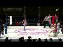 Hanan ShiKid (Shiki Shibusawa Starlight Kid) vs. Hiromi Mimura, Konami Ruaka - Stardom 7th Anniversary