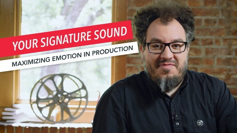 Maximizing Emotion in Music Production Putting Your Signature Sound on a Recording as a Producer
