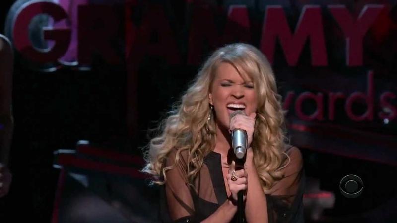 Desperado - Carrie Underwood.mp4
