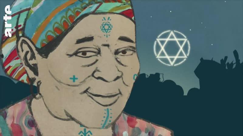 L'origine pagano-sataniste des tatouages berbères