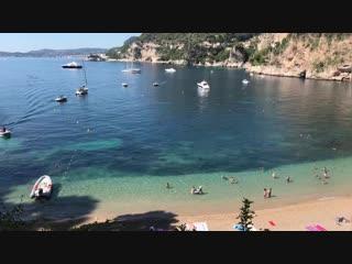 пляж кап-дай 11,09,18 (Ницца-Монако)