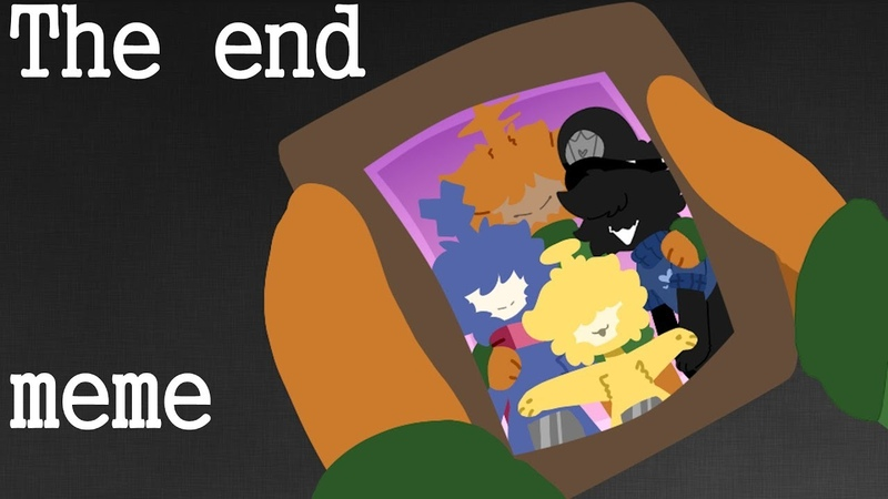 The end | meme | Slendytubbies OC