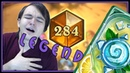 Legend with Mill druid The Boomsday Project Hearthstone