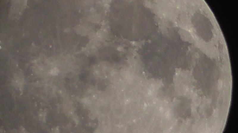 Дали небо ненадолго . 20.01.2019 . Полночь .