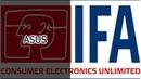 IFA 2018. Стенд ASUS - ROG Phone