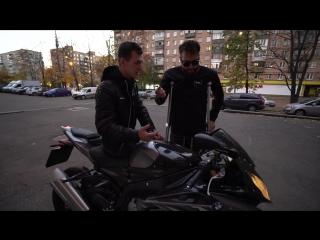 [Афоня TV] Разбил новый мотоцикл BMW. Афоня на костылях. Кот GUCCI