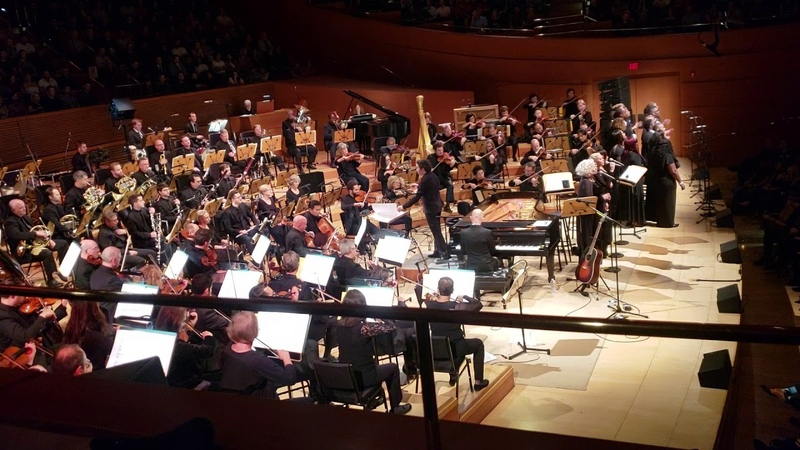 Moby We Are All Made Of Stars Live @ The Walt Disney Hall w The L.A Philharmonic (101218)