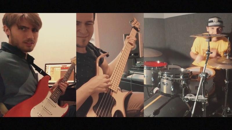 ChristopherBolte - 60secondgroove I (w Ben Bass Press Kampe)