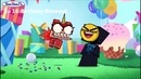 All the transformations of unikitty in angry kitty