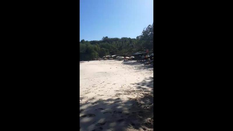 Bali. White sand beach