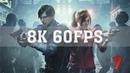 Resident Evil 2 Remake 8K ULTRA Settings [8K 60FPS] No. 7   RTX Titan SLI (NVLink)   ThirtyIR