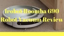 Irobot Roomba 690 Robot Vacuum Review Roomba 690 Best Buy