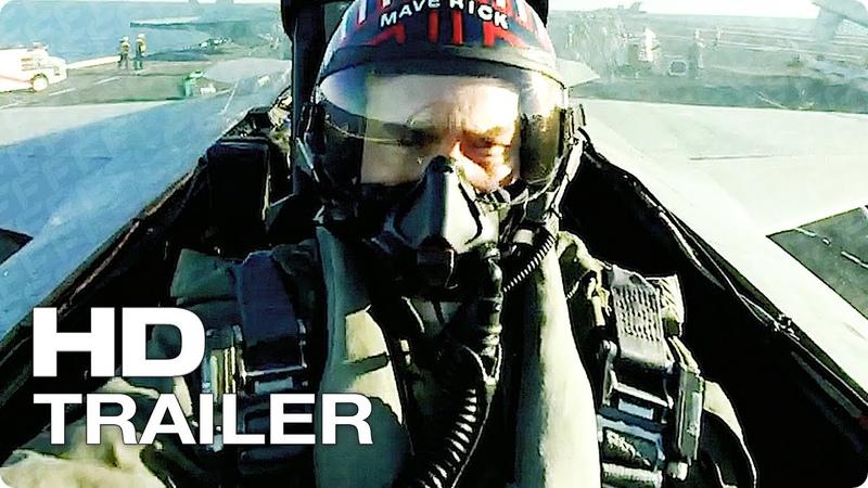 ТОП ГАН 2 МЭВЕРИК Русский Трейлер 1 2020 Том Круз Дженнифер Коннелли Action Movie HD