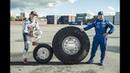 Пилот КАМАЗ мастер Николаев устроил парный дрифт на грузовике