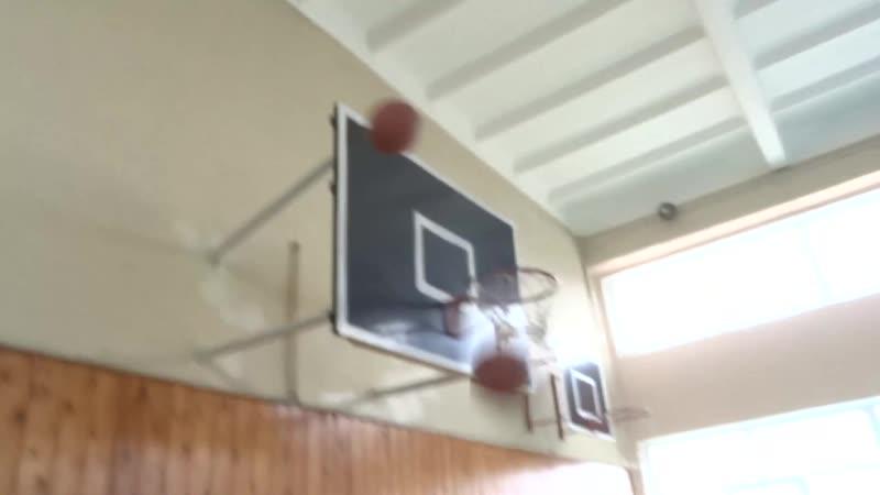 Соревнования по баскетболу (18.12.2018) Каменск-Шахтинский.Гимназия№12-Школа№11