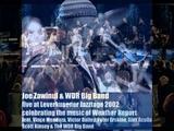 Joe Zawinul &amp WDR Big Band - Brown Street