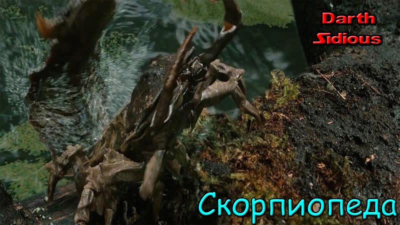 Жизнь Острова Черепа (The Life of Skull Island) - Непапеда (Nepapede harpagabdominus)
