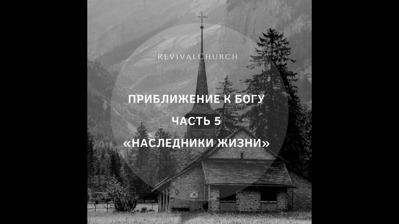 Шелудько Дмитрий - Приближение к Богу 5 часть Наследники Жизни