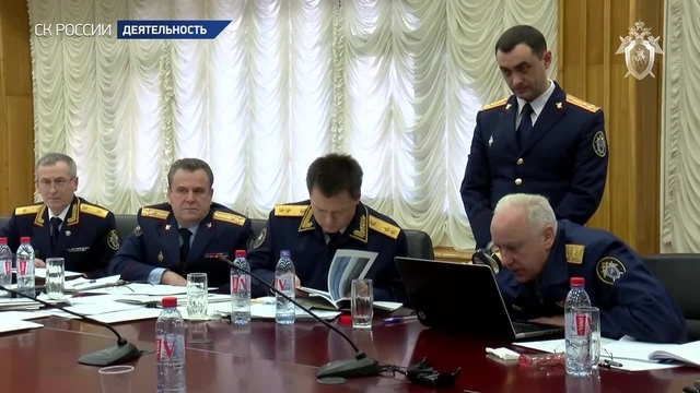 Александр Бастрыкин наводит лупу на преступность март 2019