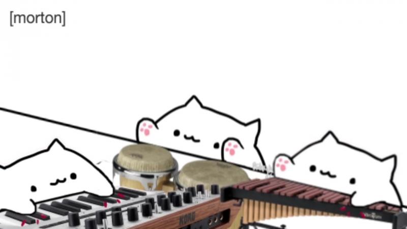 Bong Cat