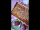 картофель и сотовый мед