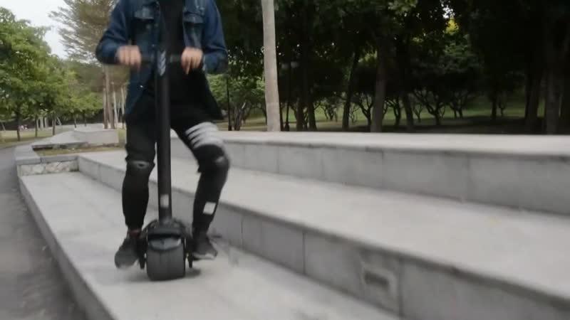 Моноколесо с рулем KIWANO KO1 Electric Scooter - dindi.ru