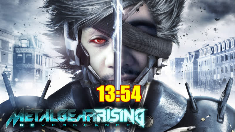[18] Шон играет на харде в Metal Gear Rising: Revengeance СТРИМ 3 (Xbox One X/Xbox 360 2013)