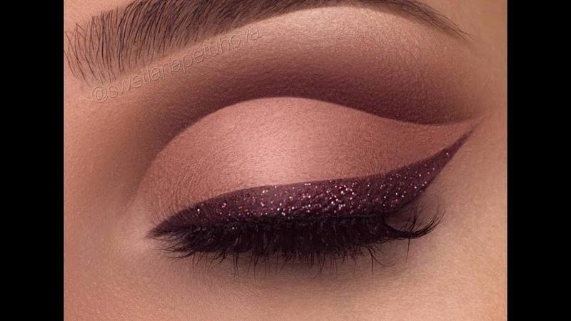 25 New Makeup Tutorials 2019 | Easy Eye Makeup Compilation | Lipstick Tutorial 💓👍 07