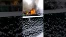 Рязань, пожар на Лагерной улице 7 февраля
