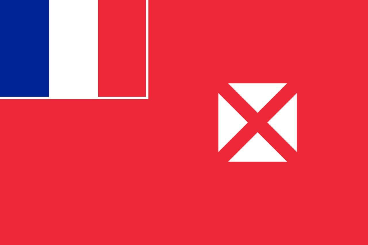 Флаг Уоллис и Футуна