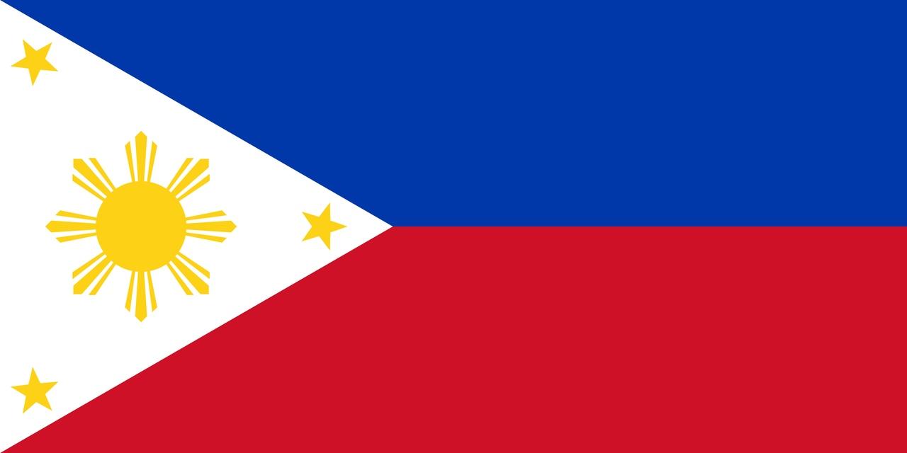 Флаг Филиппины