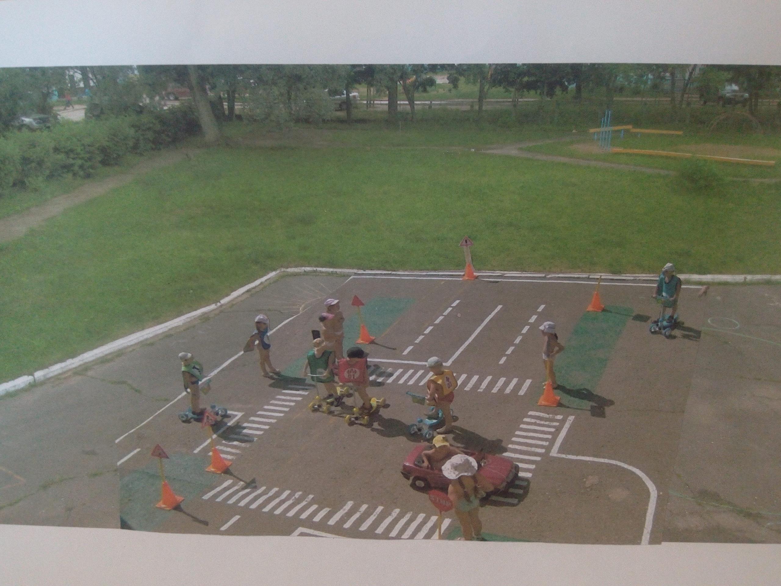 проект велопарка, чайковский район, 2019 год