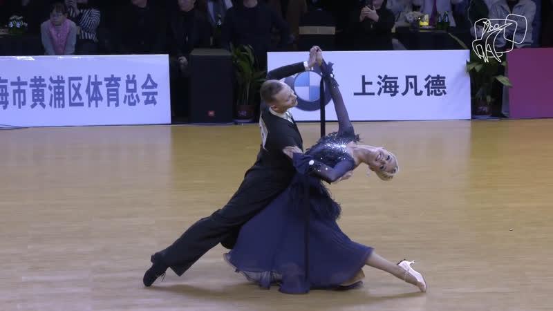 Sodeika - Zukauskaite, LTU ¦ 2018 GrandSlam STD Shanghai ¦ R1 W