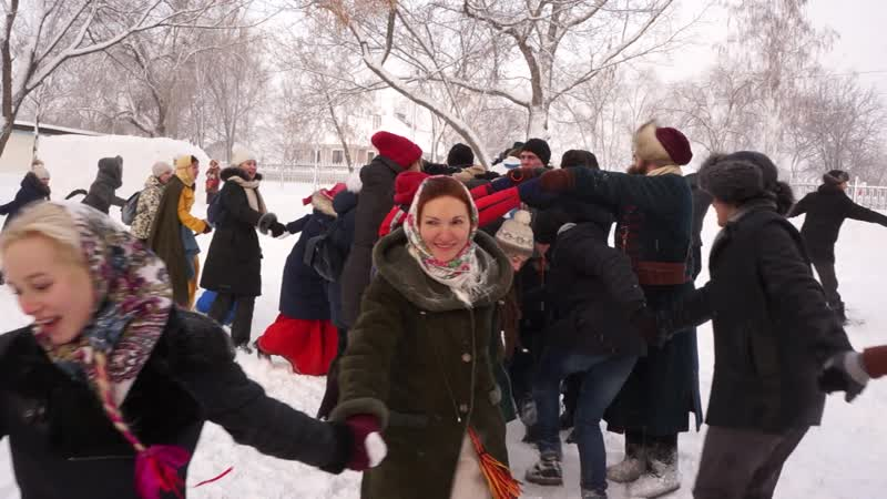 13 января 2019 Фестиваль Славянская зима (г. Самара, Загородный парк