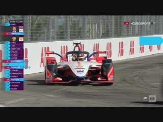 Formula E 2018/19. Этап 3 - Сантьяго. Гонка