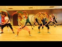 HEY MAMA David Guetta ft Nicki Minaj Dance Fitness Workout w Weighted Hula Hoops Valeo Club