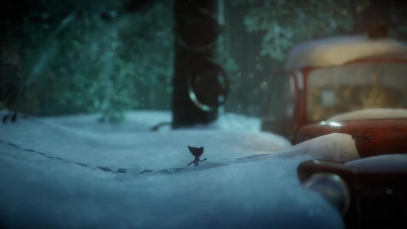 [Xbox One S] Unravel - Зима