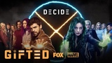 The Mutant Underground Vs. The Inner Circle Season 2 THE GIFTED