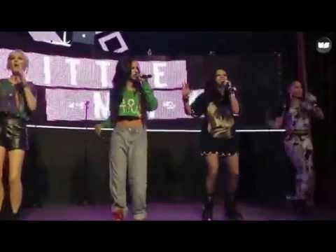 Little Mix How Ya Doin Live in Paris VIP ROOM)