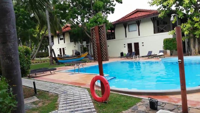 Отель Ranna 212 Beach Resort 4*