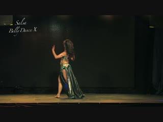 Марина Оганян - Dance marathon Salsabellydance 2018! Gala Show