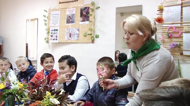 Квест Зеленый старт прошел в Областной детской эколого-биологической станции в городе Кемерово