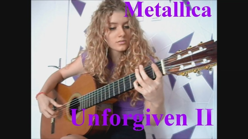 Metallica - Unforgiven II (fingerstyle guitar cover)