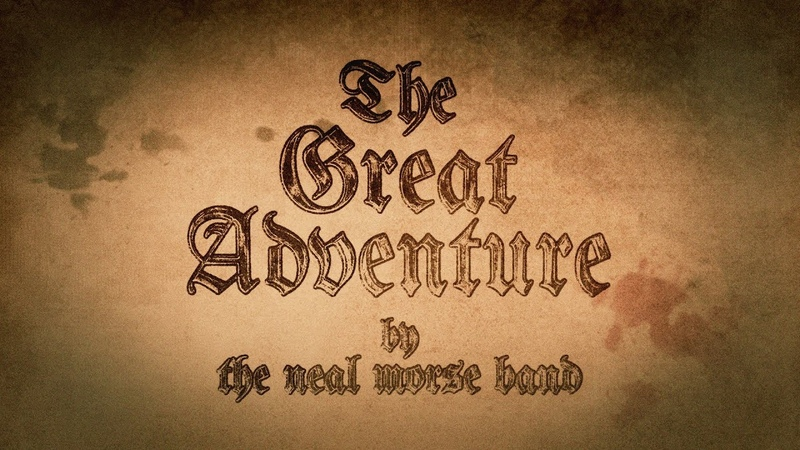 The Neal Morse Band - Vanity Fair (Official Lyric Video)