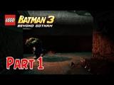 Kemunculan Monster Hijau - Lego Batman 3 Beyond Gotham
