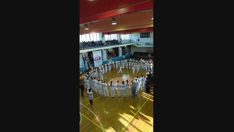 Batizado ABADA-Capoeira 2018